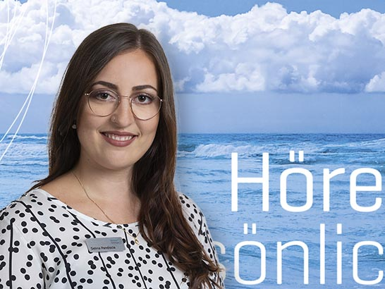 Selina Pandiscia Hörakustikerin