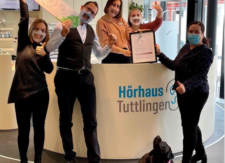 Smart Hearing Award