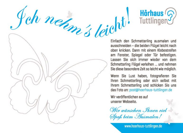 Dein Schmetterling
